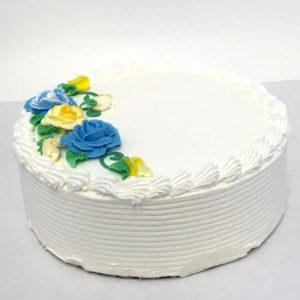 "8"" Cake Serves 10-12"