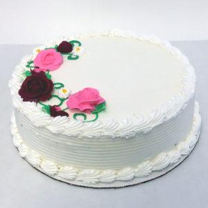 "9"" Cake Serves 12-15"