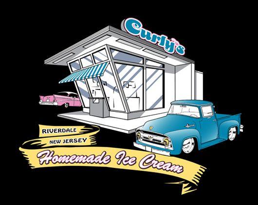 Curly's Ice Cream